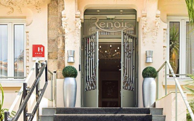 Отель Renoir Hotel Франция, Канны - отзывы, цены и фото номеров - забронировать отель Renoir Hotel онлайн вид на фасад
