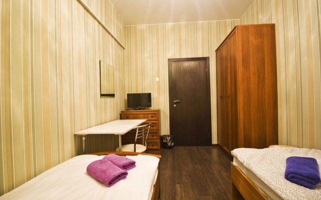 Отель Lakshmi Rooms Park Pobedy Москва комната для гостей