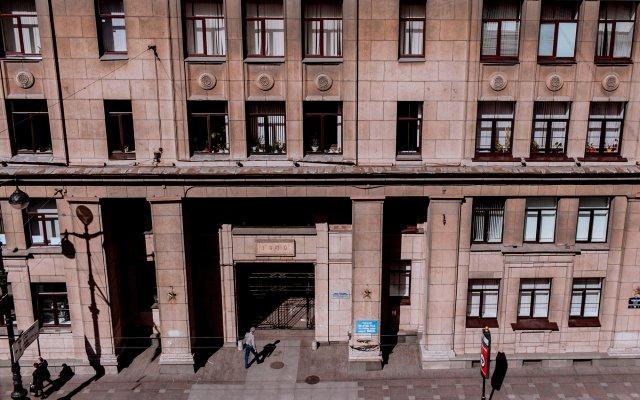 Мини-Отель Соната на Невском 11 вид на фасад