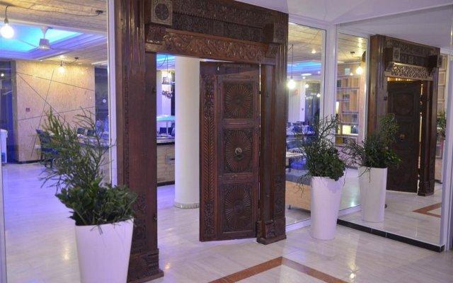 Nereus Hotel вид на фасад