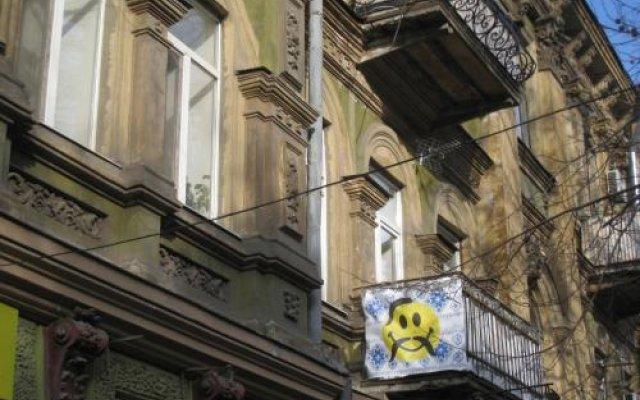 Hostel Smile-Dnepr Днепр вид на фасад