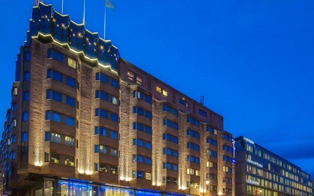 Radisson Blu Royal Viking Hotel, Stockholm вид на фасад