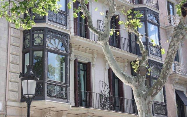 Отель Sixtyfour Испания, Барселона - отзывы, цены и фото номеров - забронировать отель Sixtyfour онлайн вид на фасад