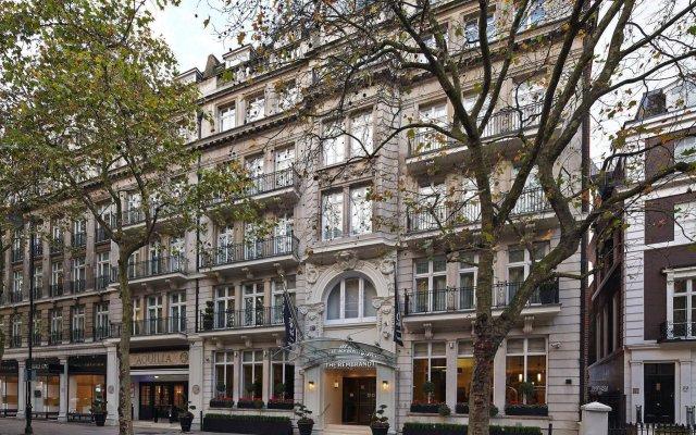 Отель The Rembrandt Великобритания, Лондон - отзывы, цены и фото номеров - забронировать отель The Rembrandt онлайн вид на фасад