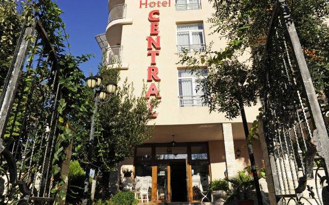 Сентраль Отель вид на фасад