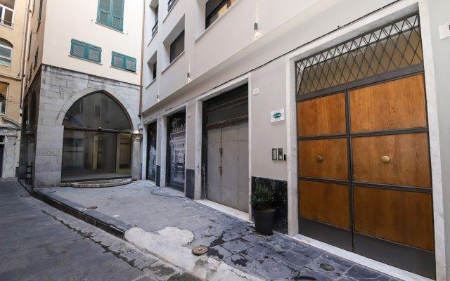 Отель Ugenova Италия, Генуя - отзывы, цены и фото номеров - забронировать отель Ugenova онлайн вид на фасад