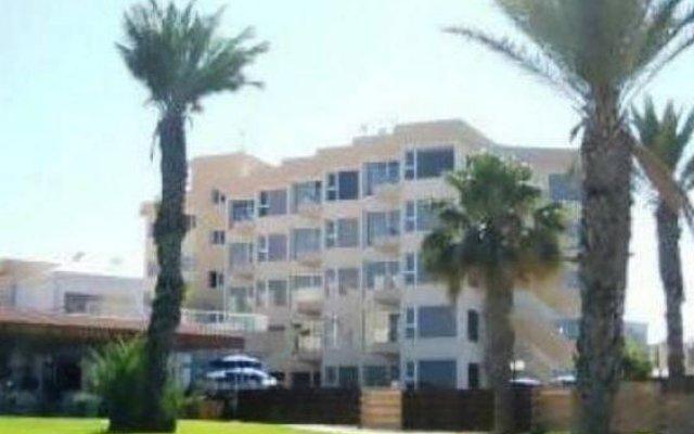 Отель Paradise Apartment Кипр, Протарас - отзывы, цены и фото номеров - забронировать отель Paradise Apartment онлайн вид на фасад