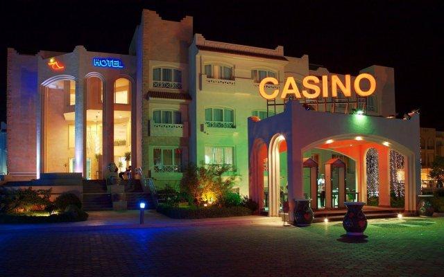 Taba Sands Hotel & Casino вид на фасад