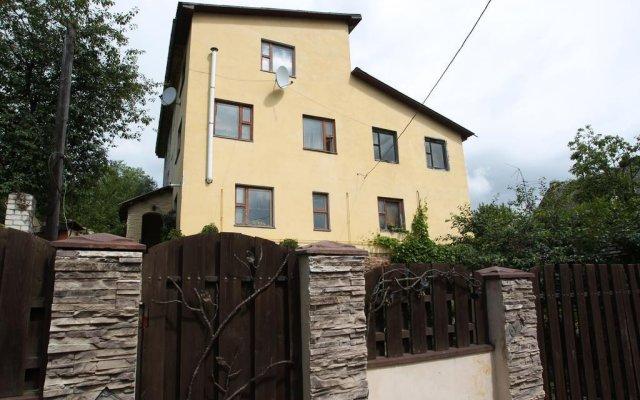 Отель Guesthouse U Vasilya Минск вид на фасад