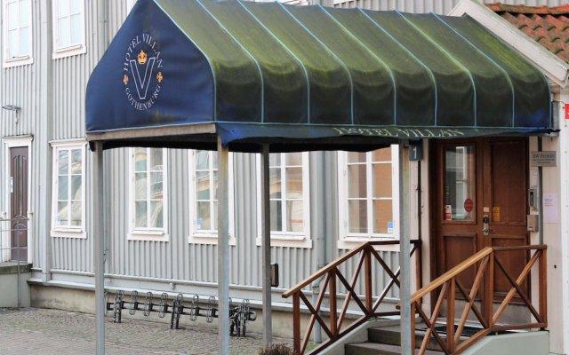 Отель Villan Швеция, Гётеборг - отзывы, цены и фото номеров - забронировать отель Villan онлайн вид на фасад