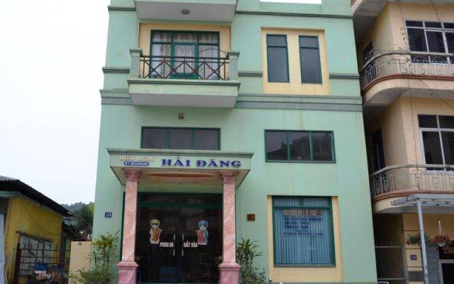 Hai Dang Hostel вид на фасад