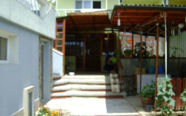 Отель Guest House Paskal вид на фасад