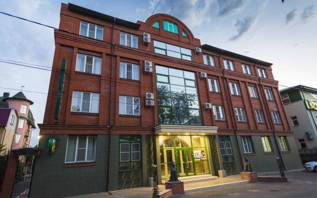 Гостиница Бристоль в Ейске отзывы, цены и фото номеров - забронировать гостиницу Бристоль онлайн Ейск вид на фасад