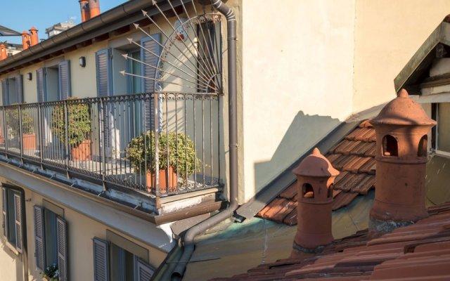 Отель Italianway - Saffi B вид на фасад