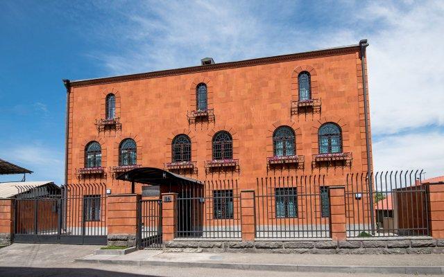 Отель Arève Résidence Boutique Hotel Армения, Ереван - отзывы, цены и фото номеров - забронировать отель Arève Résidence Boutique Hotel онлайн вид на фасад