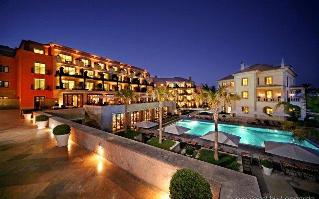 Отель Grande Real Villa Italia Португалия, Кашкайш - 1 отзыв об отеле, цены и фото номеров - забронировать отель Grande Real Villa Italia онлайн вид на фасад