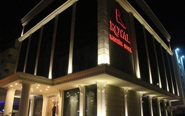 Royal Mersin Hotel Турция, Мерсин - отзывы, цены и фото номеров - забронировать отель Royal Mersin Hotel онлайн вид на фасад