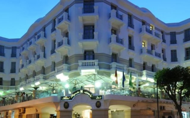 Majestic Hotel in Tunis, Tunisia from 82$, photos, reviews - zenhotels.com hotel front