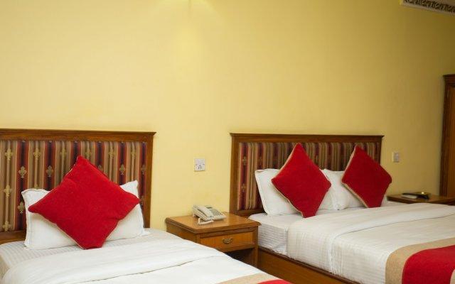 Отель Blue Horizon Непал, Катманду - отзывы, цены и фото номеров - забронировать отель Blue Horizon онлайн вид на фасад