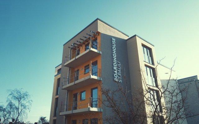Boardinghouse St.Pauli Suites