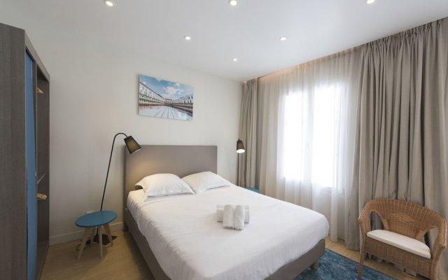Отель Studio by the Jardin du Luxembourg Франция, Париж - отзывы, цены и фото номеров - забронировать отель Studio by the Jardin du Luxembourg онлайн комната для гостей