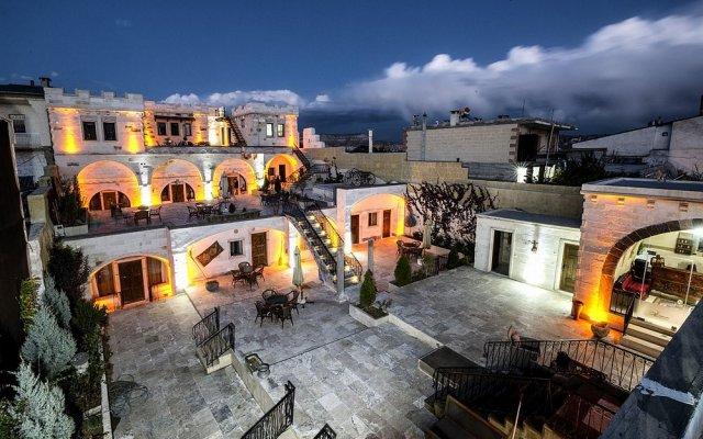 Ottoman Cave Suites Турция, Гёреме - отзывы, цены и фото номеров - забронировать отель Ottoman Cave Suites онлайн вид на фасад