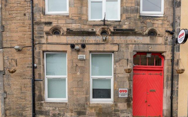 Отель OYO St Andrews Великобритания, Эдинбург - отзывы, цены и фото номеров - забронировать отель OYO St Andrews онлайн вид на фасад
