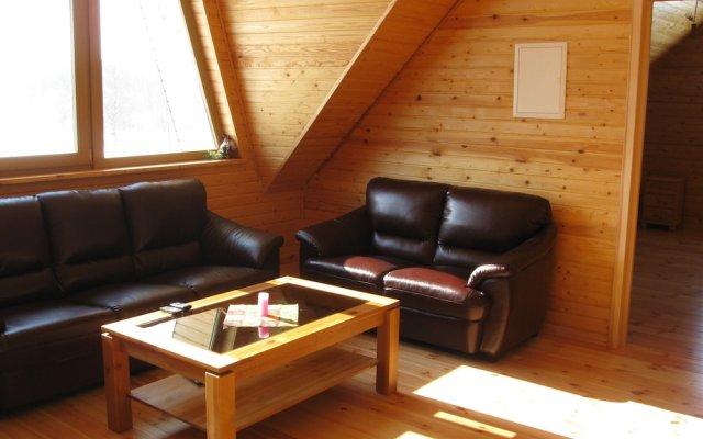 Дом отдыха недалеко от Риги в окружении леса