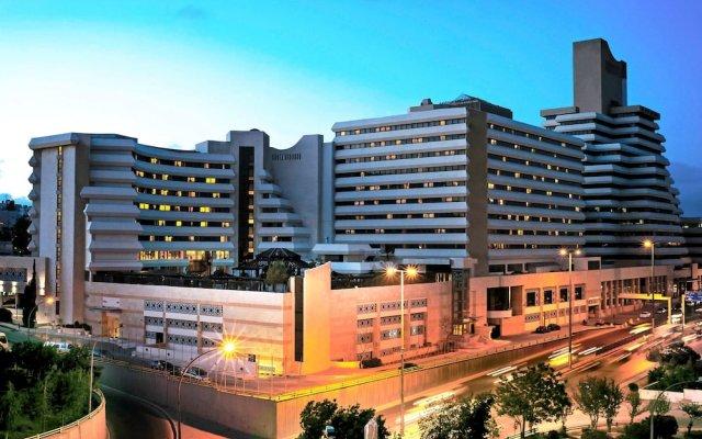 Отель Le Grand Amman Managed By AccorHotels вид на фасад
