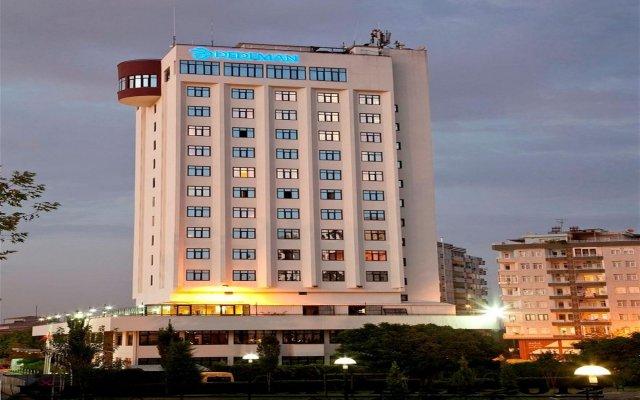 Dedeman Diyarbakir Турция, Диярбакыр - отзывы, цены и фото номеров - забронировать отель Dedeman Diyarbakir онлайн вид на фасад