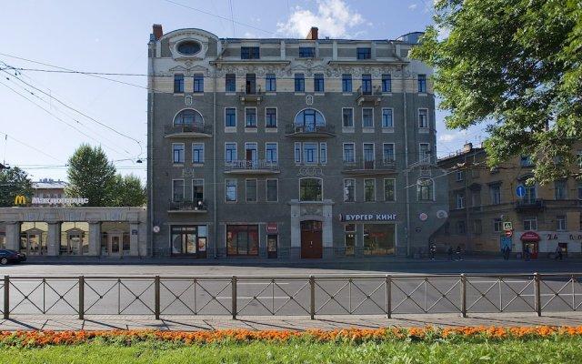 Гостиница Emperoom Zagorodniy вид на фасад