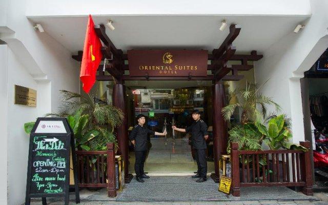 Oriental Suite Hotel & Spa вид на фасад