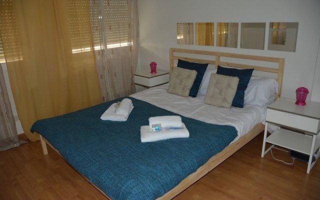 Отель Norte de Madrid Barrio del Pilar комната для гостей