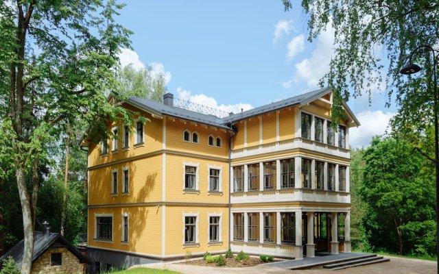 Villa Santa Hotel вид на фасад