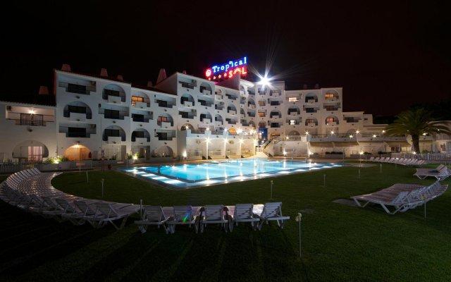 Отель Tropical Sol вид на фасад