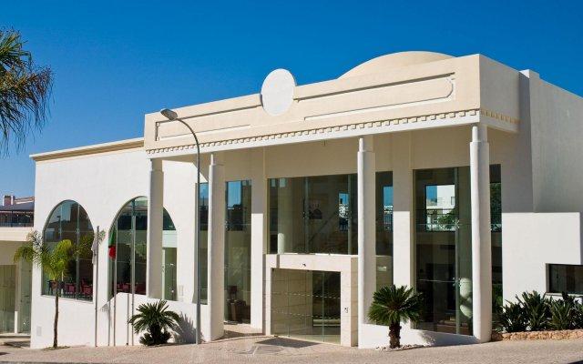 Отель Cerro Mar Atlantico & Cerro Mar Garden вид на фасад