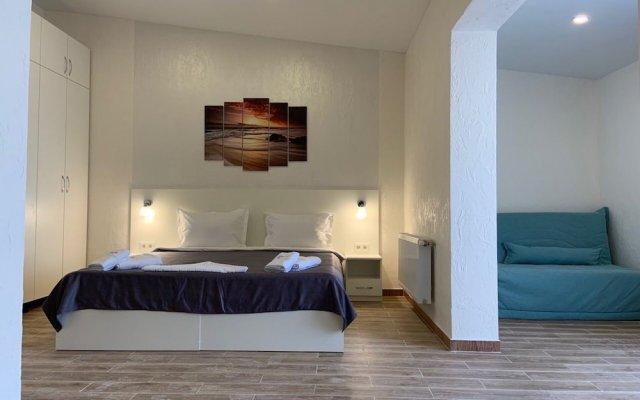 Apart-hotel Poseidon комната для гостей