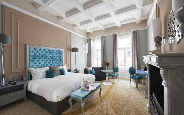 Aria Hotel Budapest комната для гостей
