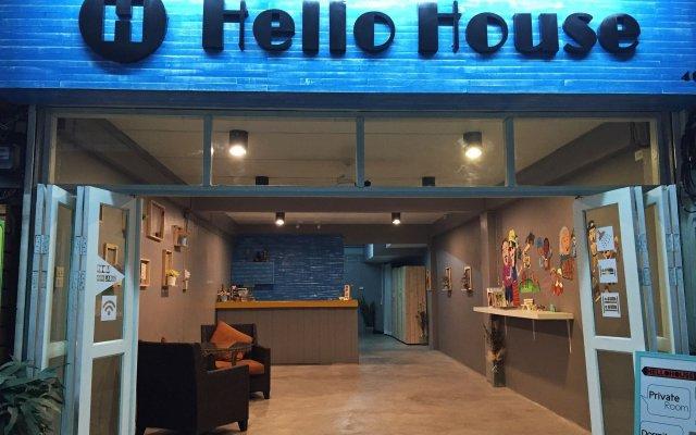 Отель Hello House Таиланд, Краби - отзывы, цены и фото номеров - забронировать отель Hello House онлайн вид на фасад
