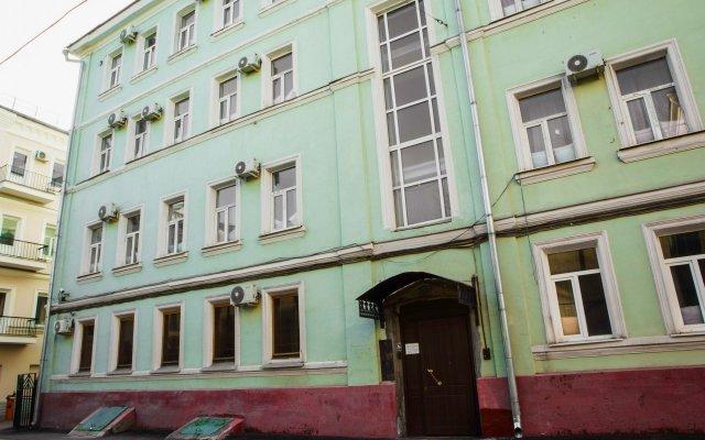 Хостел Nereus near Kremlin вид на фасад