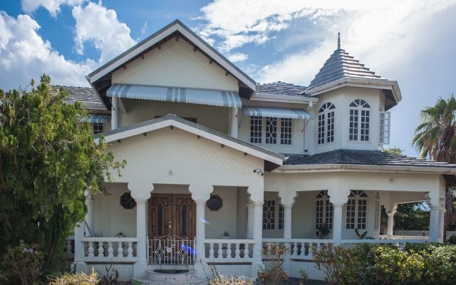 Отель Jewel In The Sand Ямайка, Ранавей-Бей - отзывы, цены и фото номеров - забронировать отель Jewel In The Sand онлайн вид на фасад