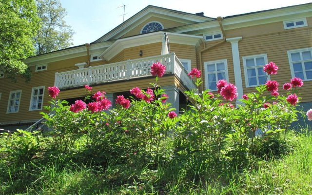 Отель Lauritsalan Kartano Финляндия, Лаппеэнранта - отзывы, цены и фото номеров - забронировать отель Lauritsalan Kartano онлайн вид на фасад