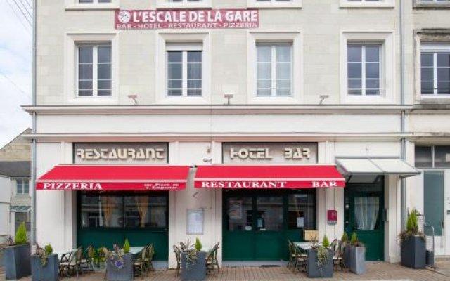Отель L'ecuyer Франция, Сомюр - отзывы, цены и фото номеров - забронировать отель L'ecuyer онлайн вид на фасад