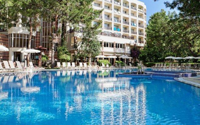 Fun&Sun Club Saphire Турция, Кемер - отзывы, цены и фото номеров - забронировать отель Fun&Sun Club Saphire онлайн вид на фасад