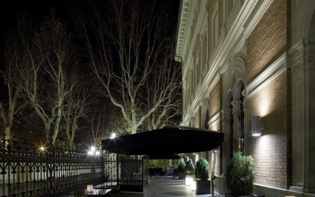 I Portici Hotel Bologna вид на фасад