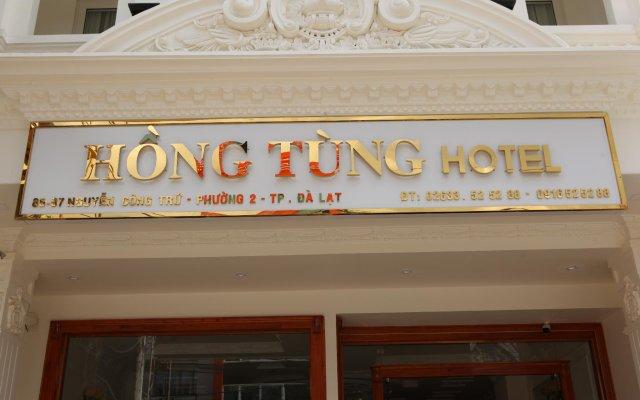 Hong Tung Hotel Далат вид на фасад