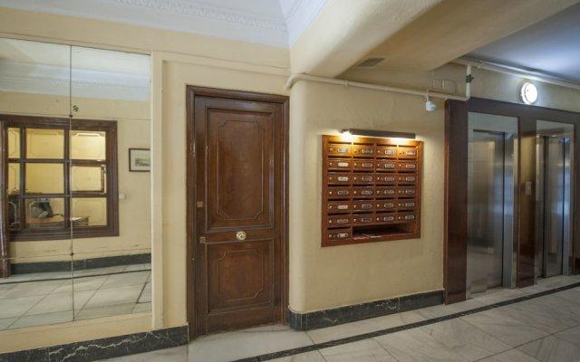 Отель Alterhome Goya Luxury вид на фасад