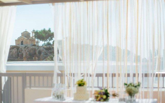 Отель St. Elias Resort & Waterpark – Ultra All Inclusive Кипр, Протарас - отзывы, цены и фото номеров - забронировать отель St. Elias Resort & Waterpark – Ultra All Inclusive онлайн вид на фасад