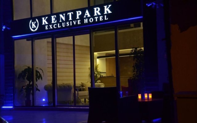 Kentpark Exclusive Hotel вид на фасад