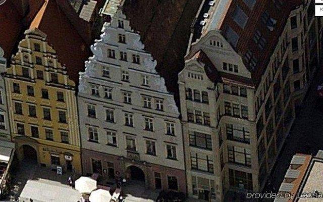 Отель As Apartments South Wroclaw Польша, Вроцлав - отзывы, цены и фото номеров - забронировать отель As Apartments South Wroclaw онлайн вид на фасад